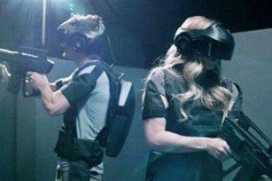 VR游戏体验——多款游戏任选